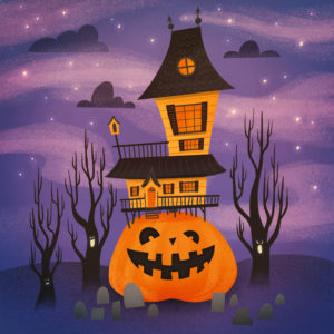 AR Haunted House by Dunaway Smith