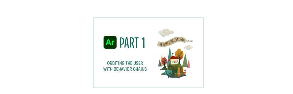 Adobe Aero AR Holiday Card - Tutorial Part 1