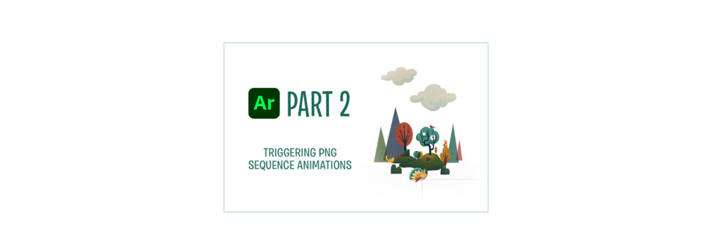 Adobe Aero AR Holiday Card - Tutorial Part 2